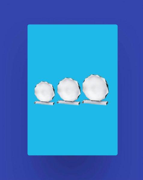 Üvegtrófeák